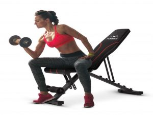 FLYBIRD Utility Weight Bench, Adjustable Weight Bench Reviews (Copy)